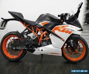 KTM 125RC ABS  2016 for Sale