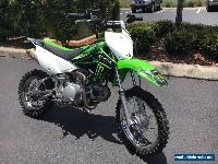 2014 Kawasaki KLX for Sale