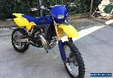 HUSQVARNA WR 250 2 STROKE 2006 for Sale