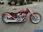 BIG DOG CUSTOM HARLEY CHOPPER 09/2007 MDL 1268KMS PROJECT RIGID FRAME MAKE OFFER for Sale
