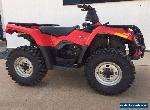 2012 Can-Am Outlander 400 4x4  for Sale