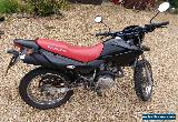 Honda XR125L-3 learner legal/commuter motorcycle. 2005. V5. M.O.T. for Sale