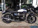 2015 TRIUMPH BONNEVILLE NEWCHURCH 865 EFI for Sale