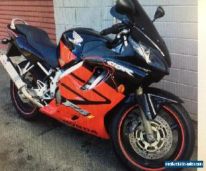 HONDA CBR600F4I 2004 for Sale