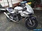 2010 Hyosung GT650s EFi LAMS Approved for Sale