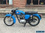 BSA C15 250 1959 CLASSIC MOTORCYCLE for Sale