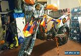 KTM EXC 250 2012 SIX DAYS MODEL for Sale