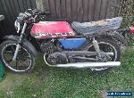 1980 YAMAHA  RD200  CLASSIC SPORTS FOR RESTORATION 2 STOKE for Sale