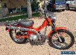 1981 Honda CT for Sale
