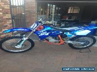 YAMAHA 2001 YZ125,,,,,,totally rebuilt. for Sale