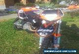 ktm 530 exc trail bike for Sale