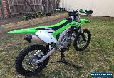 Kawasaki KX450F 2016 for Sale