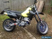 suzuki drz 400 sm lots of extras!!!!!!!!  for Sale