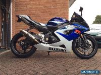 2007 SUZUKI GSXR 1000 K6 BLUE & WHITE FULL SUZUKI SERVICE HISTORY, NO RESERVE for Sale