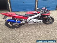 yamaha yzf 600r thundercat. 1998. Red. for Sale