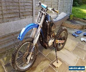 Yamaha DT 125 r (blue) motocross motorcycle for Sale