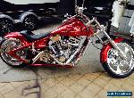 Big Dog Pit Bull 2005 custom chopper 300 rear 117 for Sale