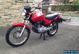 Honda CG125 ES4 for Sale