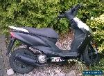 Yamaha Jog RR - 50cc - CS 50 - Scooter - Moped - 2009 - Spares or Repair for Sale