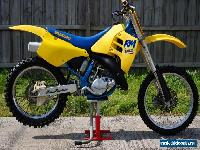 Suzuki RM125 1989 VMX 2 STROKE RESTORED!!!! for Sale