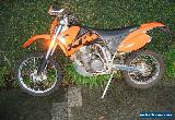 KTM 625 SXC motorcycle in excellent original condition for Sale
