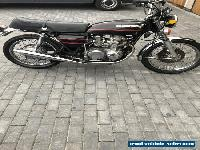 Honda cb550  1977  Cafe racer??/project for Sale