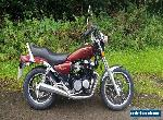 VINTAGE HONDA 1983 NIGHTHAWK 550 MOTORCYCLE  for Sale