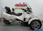 2011 Can-Am Spyder RT Limited for Sale