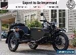 2017 Ural Gear Up 2WD Bronze Metallic Custom 2WD Bronze Metallic Custom for Sale