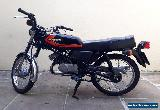 Honda H100A for Sale