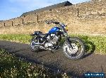 YAMAHA XV535 VIRAGO - 535cc - BLUE - MOT UNTIL 26.06.2018 for Sale