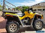 Can am Outlander 650 4x4 for Sale