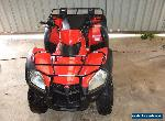 2013 Kymco MXU 500 ATV 4WD for Sale