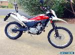 Husqvarna TE 630 Dual Sport 2010 Only 28 km use for Sale