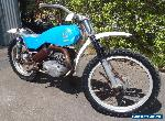 1972 BULTACO ALPINA 250 VINTAGE PROJECT for Sale