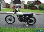 Yamaha XT500 1977 project low miles  for Sale