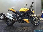 2012 Ducati Streetfighter for Sale