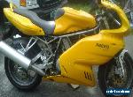 2001 Ducati Supersport for Sale