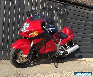 SUZUKI GSX1300 GSXR1300R HAYABUSA GEN 1 200 MPH PLUS ULTRA LOW MILES 1 OWNER  for Sale