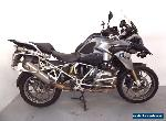 2015 BMW R1200 GS DAMAGED SPARES OR REPAIR ***NO RESERVE*** (13199) for Sale