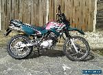 YAMAHA XT600E, 1998. for Sale