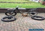 bsa b40 wd gb 40 1967 army scrambler trails project rolling chassis for Sale
