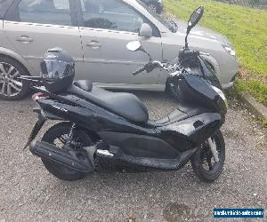 honda scooter black 125cc 2013 for Sale
