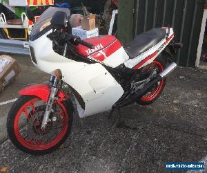 1986 Yamaha RD 350 YPVS F2 Matching 1WT Numbers UK Bike Project for Sale