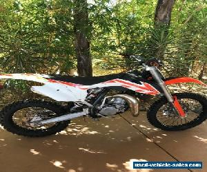 KTM 85 SX BIG WHEEL 2017 MOTORCOSS BIKE for Sale