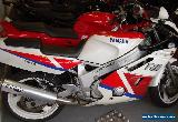 Grand and very collectable 1990 Yamaha Genesis in red and white for Sale