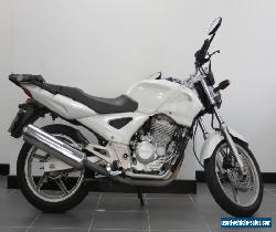 2005 54 REG HONDA CBF 250 WITH ONLY 5800 MILES FANTASTIC CONDITION FOR AGE for Sale