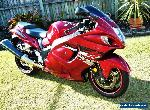 SUZUKI HAYABUSA 2012. VERY LOW KS. 6 MONTHS REG.  for Sale