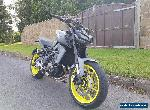 YAMAHA  MT09 ABS 2017 for Sale