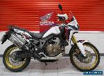 HONDA CRF 1000 A-G for Sale